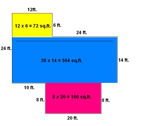 square foot of a room how do i calculate square footage for laminate flooring installation