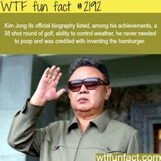 kim jong un biography facts 1000 images about wtf fact on pinterest wtf fun facts