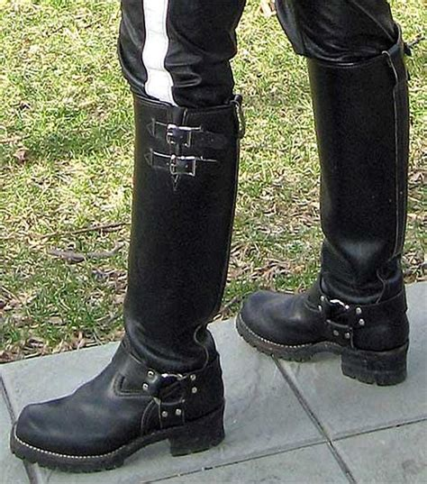 wesco harness boots just boots