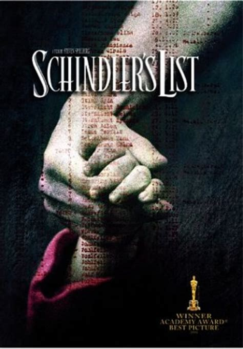 biography dvd list schindler s list film tv tropes