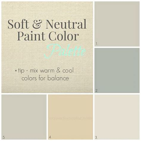 Go In A Neutral by Home Paint Colors For A Neutral Easy Flow Interiors
