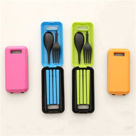 Owl Portable Cutlery Set lunch kits promotion shop for promotional lunch