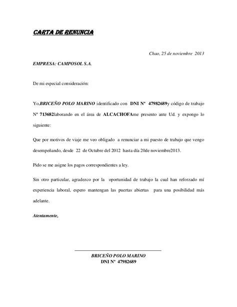 formato de jurisdiccion voluntaria para acreditar carta de renuncia 132
