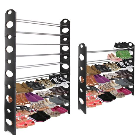 Shoe Rack For Closet Wall item description