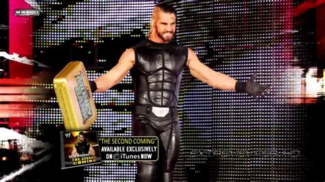 theme song seth rollins 2015 seth rollins 5th new wwe theme song quot the second