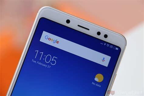 Xiaomi Note 5 Pro xiaomi redmi note 5 pro on the disruptor returns