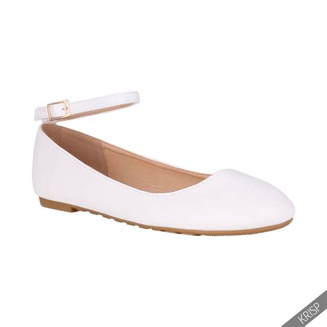 ballet shoes flats ankle fashion ballerina flats pumps