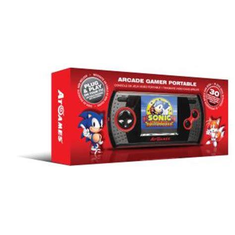 console arcade console atgames sega mega drive arcade gamer portable