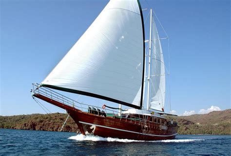 cabin charter blue cruise cabin charter from fethiye to 12 islands 4