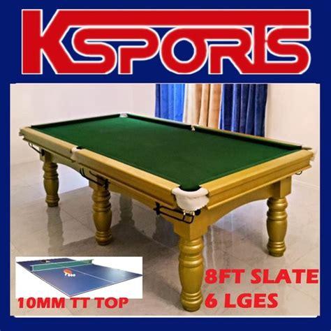 snooker table tennis table pool table 8ft slate billiard snooker table