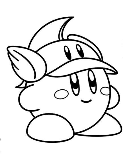 printable coloring pages kirby nintendo coloring worksheet kirby color by number kirby