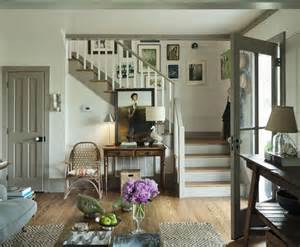 Country Home Interior Paint Colors Bungalow Blue Interiors Home Putman S Cozy