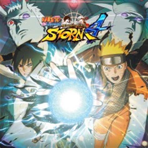 ps3 themes naruto storm 4 official playstation 174 store us naruto shippuden