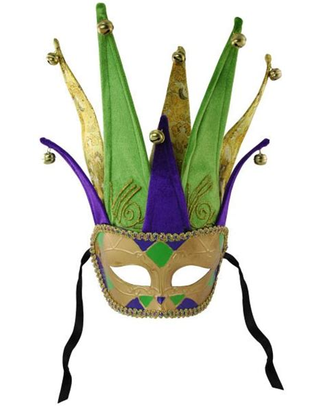 Jester Mask Template by Mardi Gras Masks Templates Free Jester Mardi Gras Mask