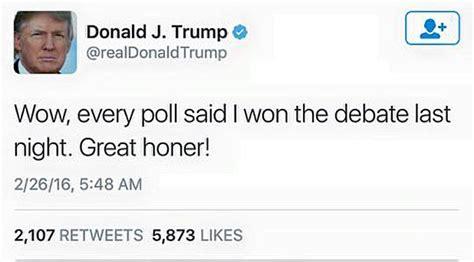 donald trump tweets trump s 20 worst tweets