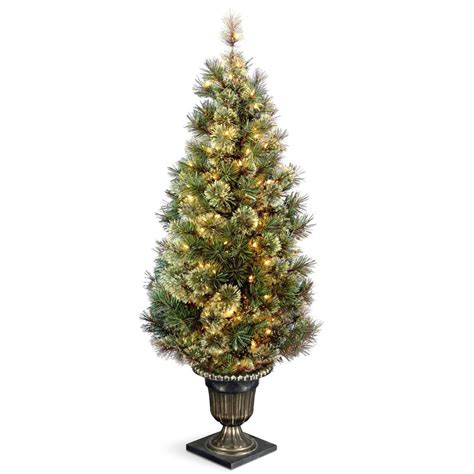 national tree company 5 ft wispy willow grande entrance