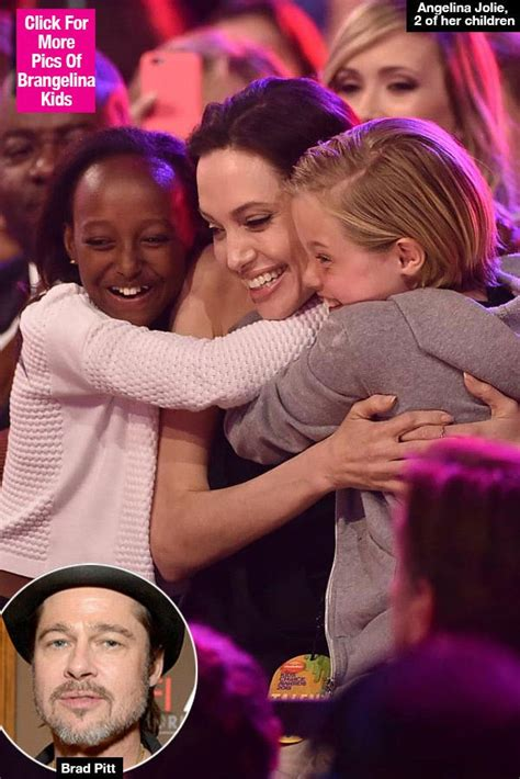 Angelina Jolie Struggling To Keep Children Happy After | hollywoodlife hollywoodlife lockerdome