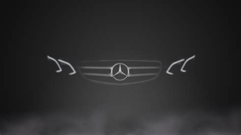 mercedes logo black background mercedes benz wallpaper logos choice image wallpaper and