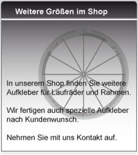 Felgenaufkleber Test by Felgenaufkleber Fahrrad Felgenrandaufkleber Bike