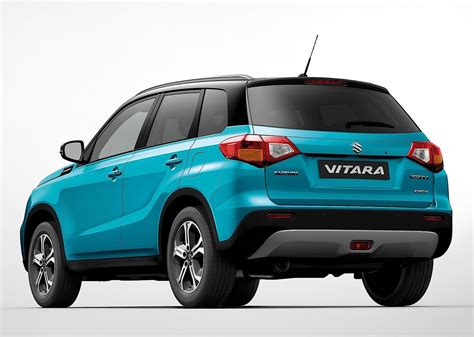 American Home Interior by Suzuki Vitara 2014 2015 2016 2017 Autoevolution