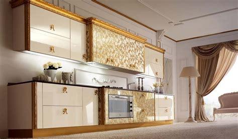 cucina concreta concreta cucine majestic oro argento
