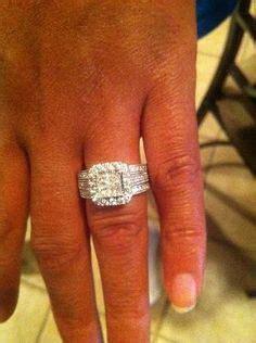 Verra 52205gl 13 Silver Gold gorgeous neil bridal 1 1 2 ct tw 14k white gold