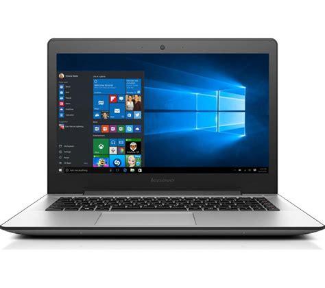 Laptop Lenovo U41 lenovo u41 14 quot laptop silver deals pc world