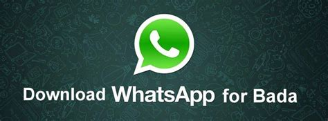 whatsapp for samsung mobile for free free whatsapp for bada samsung mobile wave ch
