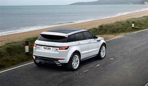 land rover range rover evoque 2016 2016 land rover range rover evoque revealed with led