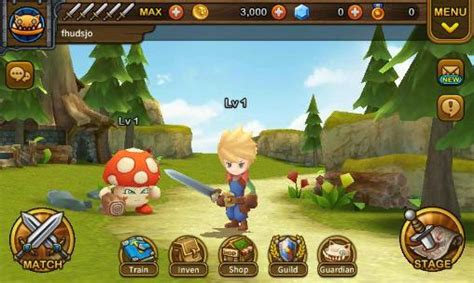 download game rpg mega mod apk guardian hunter super brawl rpg for android free