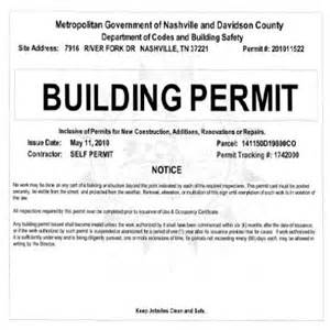 building permit template nashville gt codes administration
