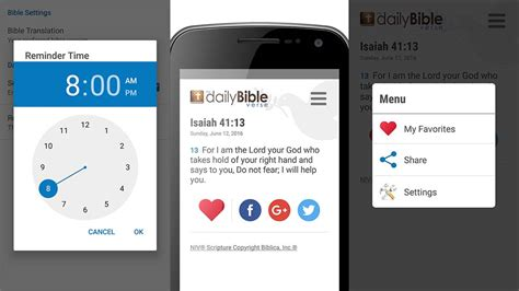 free bible apps for android 10 best bible apps and bible study apps for android free