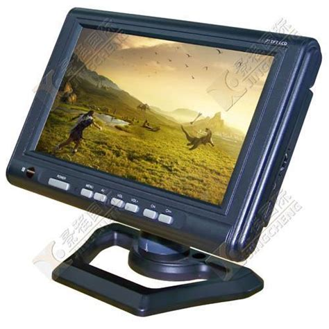 Monitor 7 Inch 7 inch tft lcd monitor with 3 av in 7003 china