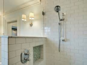 subway tile shower surround traditional bathroom jas