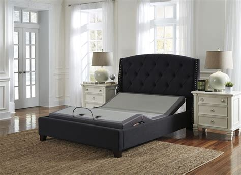 ashley furniture adjustable beds zero gravity king adjustable bed m9x542a m9x542 ashley