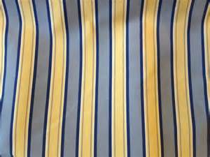 Red And White Striped Valance Blue And Yellow Stripe Medium Weight Home Decor Fabric By Yard