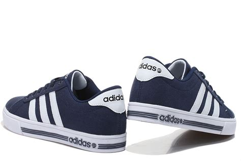 Adidas Neo Se Daily Team White Blue buy cheap neo daily adidas shoes discount
