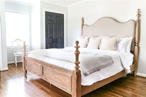 How To Update Bedroom Furniture Master Bedroom Update Pickled Pine Furniture Bless Er House