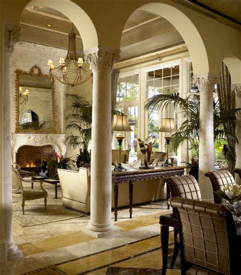 indoor columns for homes interiors columns and arches traditional interior design