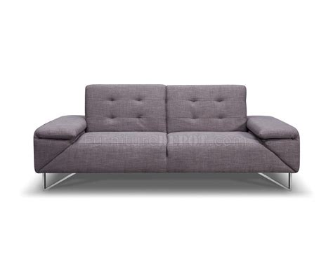 sofa bed in london london sofa bed in gray fabric by whiteline
