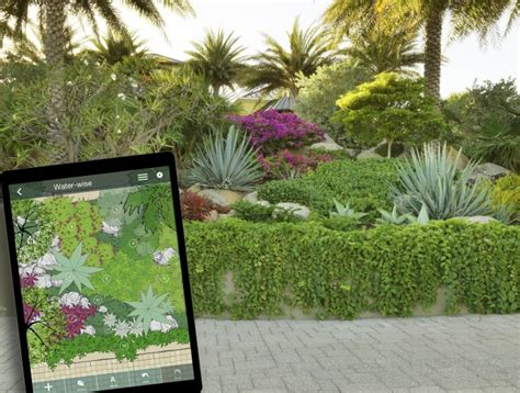 Backyard App by Mobile Me A Landscape Design App That Gets Personal