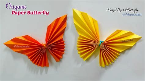 How To Make Butterflies Out Of Paper - paper butterfly how to make paper butterfly origami