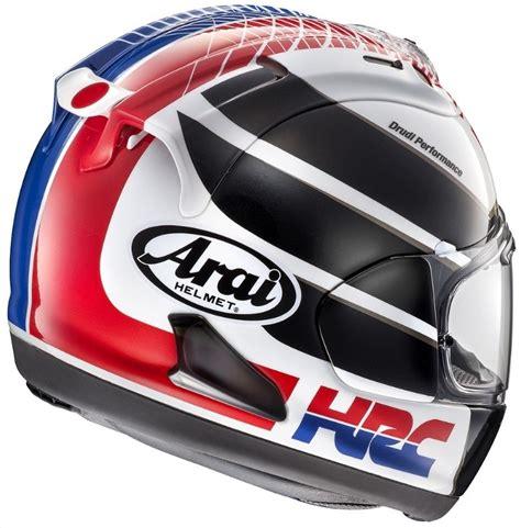 Tear Helm Arai Rx 7 X arai komt met hrc limited edition helm motornieuws
