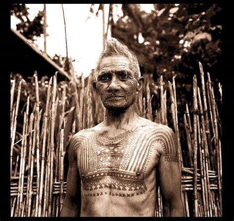 kalinga tribe head hunter warrior philippines david howard
