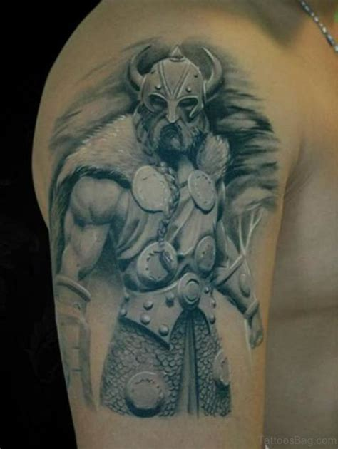 viking shoulder tattoo 57 magnifying viking tribal shoulder tattoos