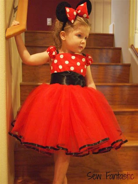 Dress Wanita Mini Dress Disney Mickey 19 sew fantastic minnie mouse i want to wear this for disney crafts news and diys