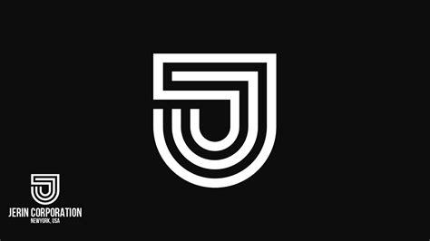 Simple Logo Design with Illustrator CC [Letter J] - YouTube J Logo