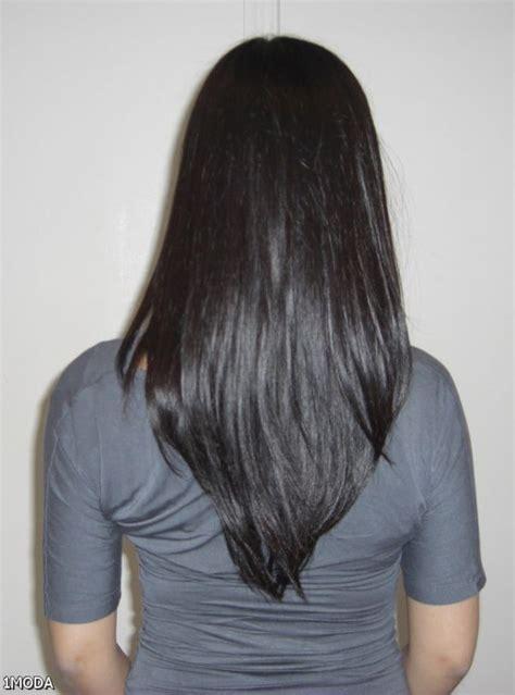 back view of medium layered hair medium v layered haircuts back view 2015 2016 myfashiony