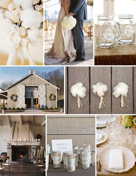 winter barn weddings in new southern weddings southern winter barn wedding