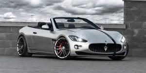 Maserati Tuner Tuning Wheels And Exhaust For Maserati Gran Cabrio